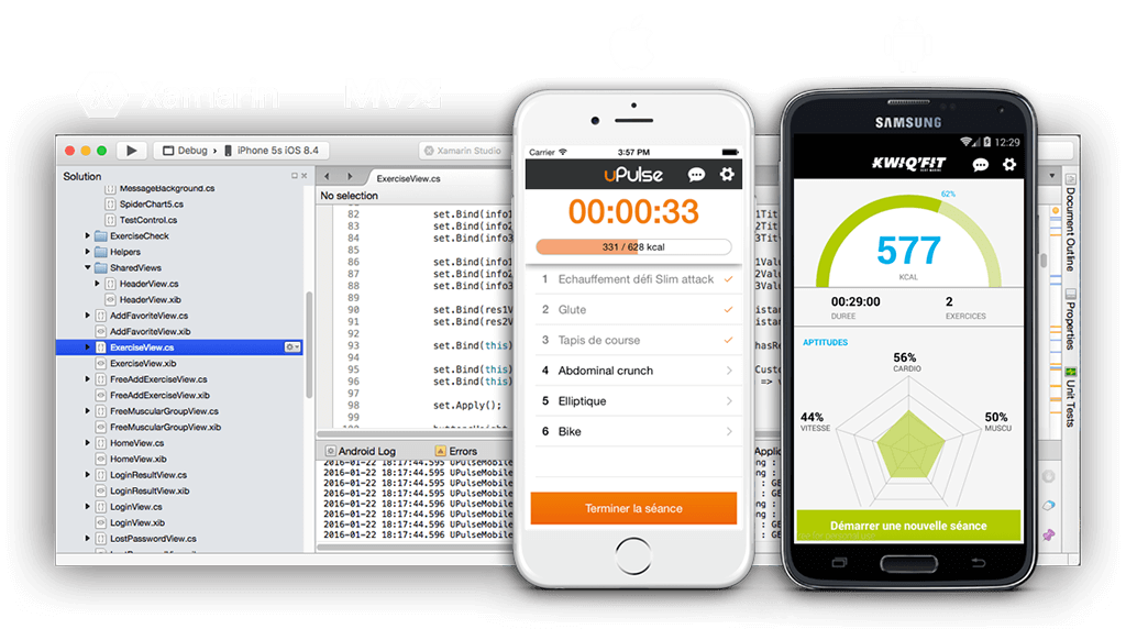 Jonathan Roux - Freelance Mobile apps development - Xamarin