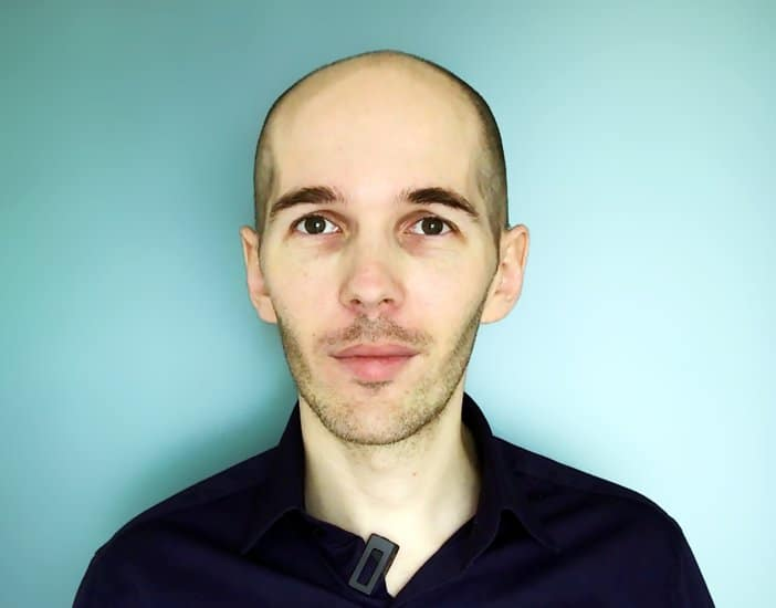Jonathan Roux Développeur Mobile Freelance